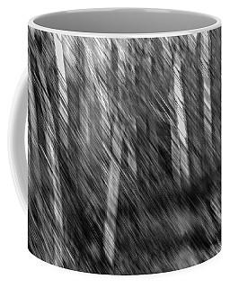 Marsh Abstract Coffee Mug by Thomas Young