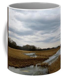 Marsh Day Coffee Mug
