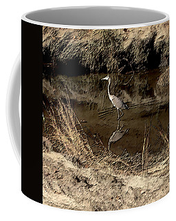 Marsh Bird Coffee Mug