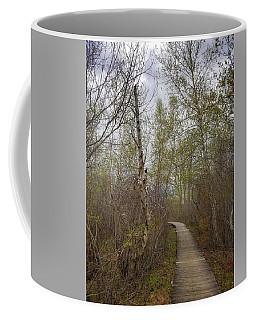 Marsh Walk 2 Coffee Mug