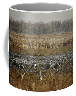 Marsh Wildlife Coffee Mug