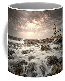 Marshal Point Lighthouse Coffee Mug