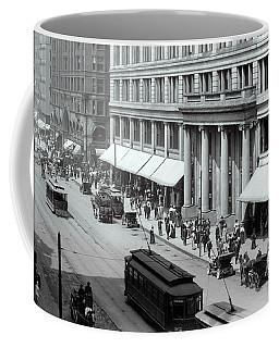 Marshall Fields Of Chicago 1907 Coffee Mug