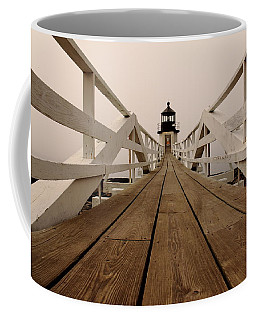 Marshall Point Fog Coffee Mug