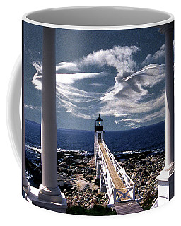 Marshall Point Lighthouse Maine Coffee Mug