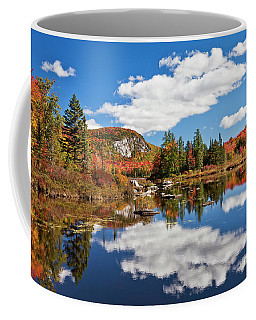 Marshfield Pond Autumn Coffee Mug