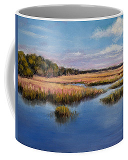 Marshland In Florida Coffee Mug