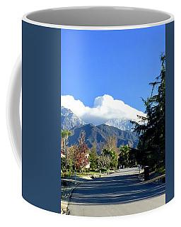 Marshmallow Topping Coffee Mug