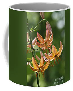 Martagon Lily Coffee Mug