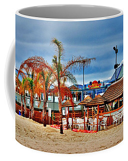 Martells On The Beach - Jersey Shore Coffee Mug