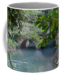 Martha Brae River Coffee Mug by Carol  Bradley