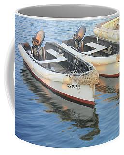 Martha's Vinyard Skiffs Coffee Mug