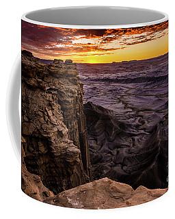 Martian Landscape On Earth - Utah Coffee Mug by Gary Whitton