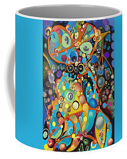 Martian Venusian Coffee Mug