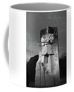 Sculptured Profile Martin Luther King Jr. Coffee Mug