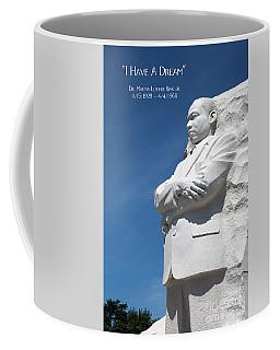 Martin Luther King Jr. Monument Coffee Mug