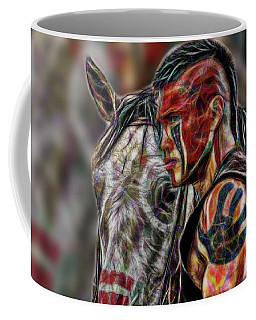 Martin Sensmeier - Digital Art Coffee Mug