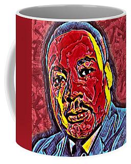 Martin Luther King Jr. Portrait Coffee Mug