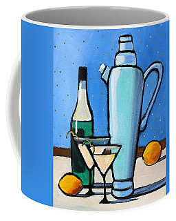 Martini Night Coffee Mug
