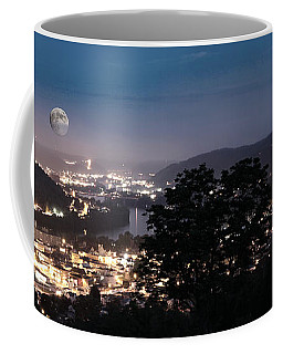 Martins Ferry Night Coffee Mug