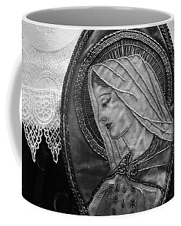 Mary Altar Cloth Coffee Mug