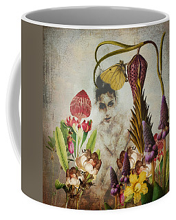 Mary Mary Quite Contrary Coffee Mug