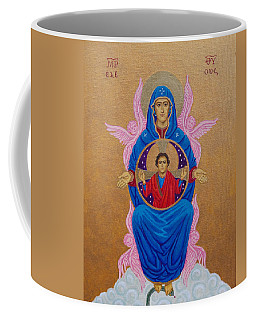Mary Mother Of Mercy Icon - Jubilee Year Of Mercy Coffee Mug