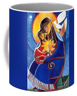 Mary, Seat Of Wisdom - Mmwis Coffee Mug
