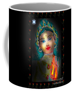 Mary, Star Of The Sea Coffee Mug