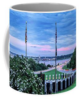 Maryland World War II Memorial Coffee Mug
