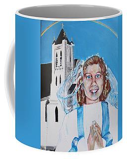 Mary's First Communion Coffee Mug