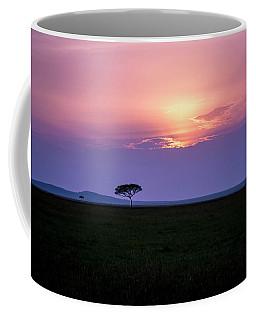 Masai Mara Sunset Coffee Mug
