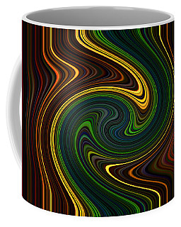 Masculine Waves Coffee Mug