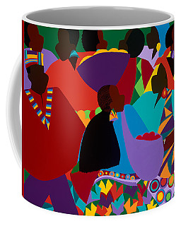 Masekelas Marketplace Congo Coffee Mug