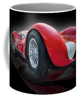 Maserati Birdcage Type 61 Coffee Mug by Gary Warnimont