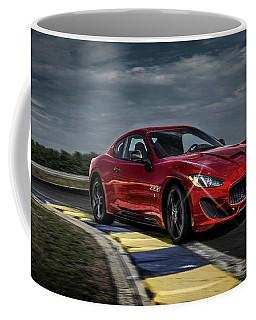 Maserati Gran Turismo G T Sport Coffee Mug by Movie Poster Prints