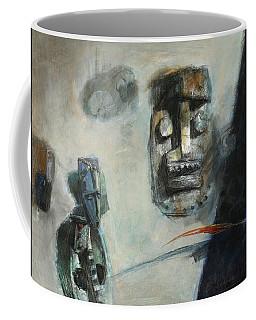 Symbol Mask Painting -02 Coffee Mug