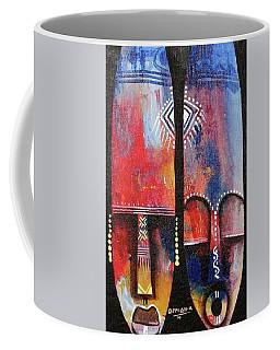 Mask 1 Coffee Mug