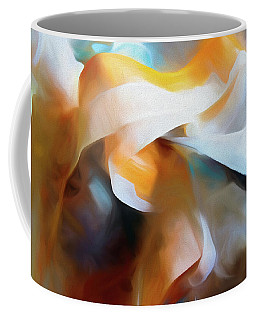 Masking Tape And Paint Composition Coffee Mug
