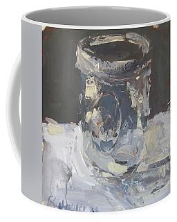 Coffee Mug featuring the painting Mason Jar  by Robert Joyner