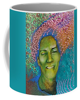 Masquerading Joy Over Sorrow Coffee Mug