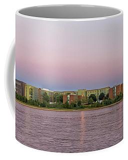 Massachusetts Maritime Academy At Sunset Coffee Mug