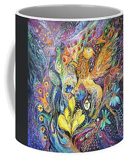 Master Of The Magic Key Coffee Mug