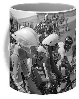 Start Masters Team Pursuit Coffee Mug