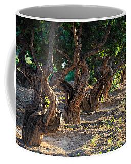 Mastic Tree   Coffee Mug