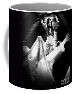 Mata Hari Coffee Mug by Bob Orsillo