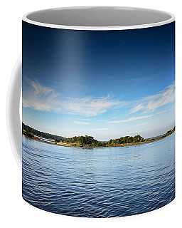 Blue River Inlet  Coffee Mug