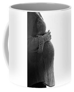 Maternity Silhouette Coffee Mug