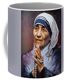 Mother Teresa Coffee Mug