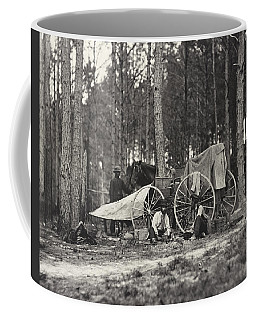 Mathew Brady Wagon Coffee Mug